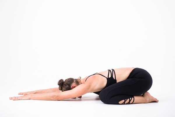 Yin Yoga Chinese Meridians