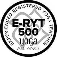 Yoga Alliance E-RYT logo
