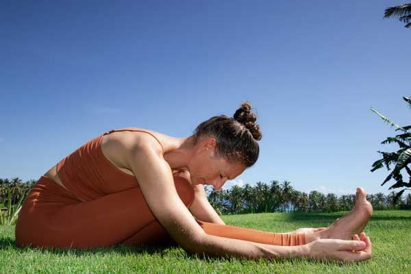 Yin Yoga style